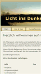 Mobile Preview of licht-ins-dunkel.net